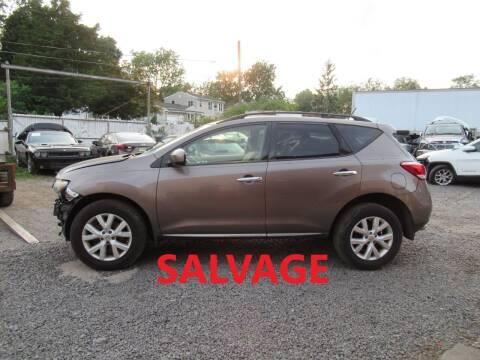 2014 Nissan Murano for sale at PRESTIGE IMPORT AUTO SALES in Morrisville PA