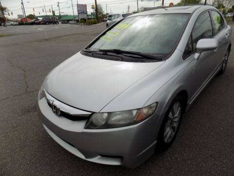 2011 Honda Civic for sale at Pro-Motion Motor Co in Lincolnton NC