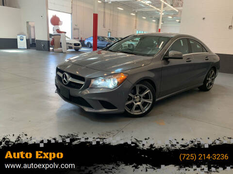 2015 Mercedes-Benz CLA for sale at Auto Expo in Las Vegas NV