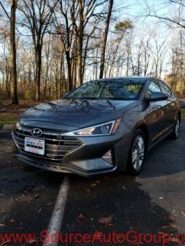 2020 Hyundai Elantra for sale at Source Auto Group in Lanham MD