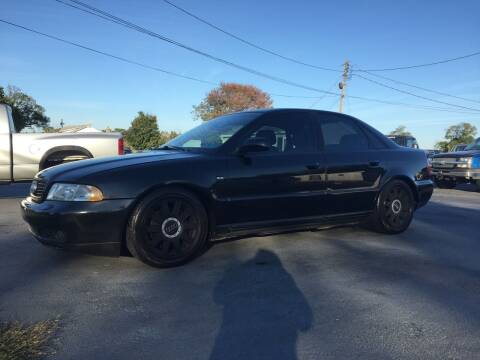 2000 Audi A4 for sale at Barnsley Auto Sales in Oxford PA