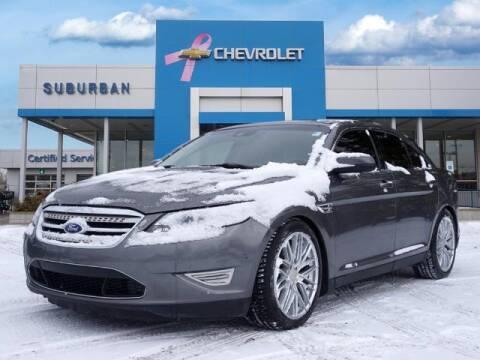 2011 Ford Taurus for sale at Suburban Chevrolet of Ann Arbor in Ann Arbor MI