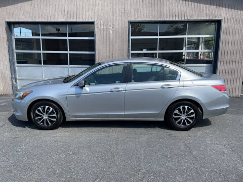 2010 Honda Accord for sale at Westside Motors in Mount Vernon WA