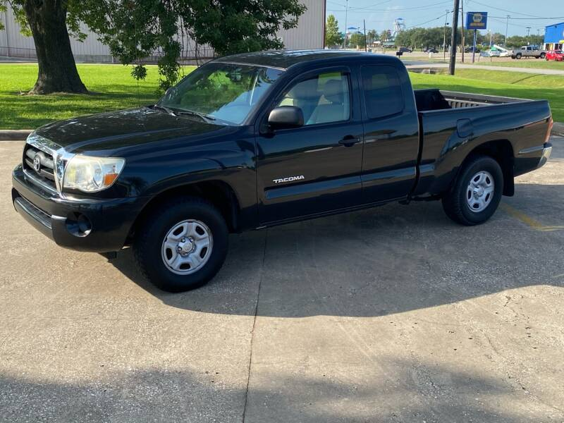 2005 Toyota Tacoma for sale at M A Affordable Motors in Baytown TX
