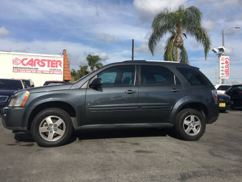 2009 Chevrolet Equinox for sale at CARSTER in Huntington Beach CA