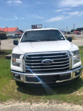 2016 Ford F-150 for sale at Gralin Hampton Auto Sales in Summerville SC
