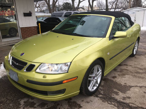 2007 Saab 9-3 for sale at New Wheels in Glendale Heights IL