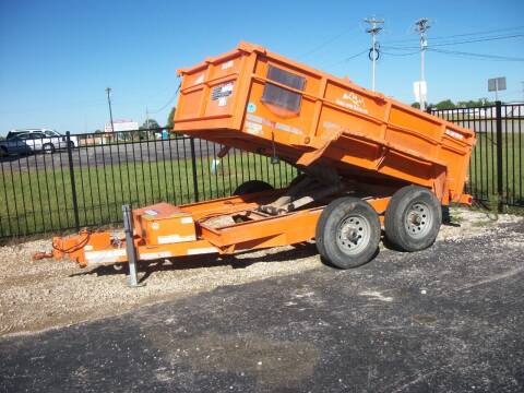 2014 Snake River  Dump Trailer for sale at Classics Truck and Equipment Sales in Cadiz KY