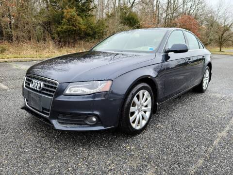 2012 Audi A4 for sale at Premium Auto Outlet Inc in Sewell NJ