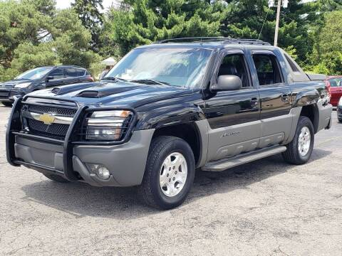 2002 Chevrolet Avalanche for sale at Thompson Motors in Lapeer MI