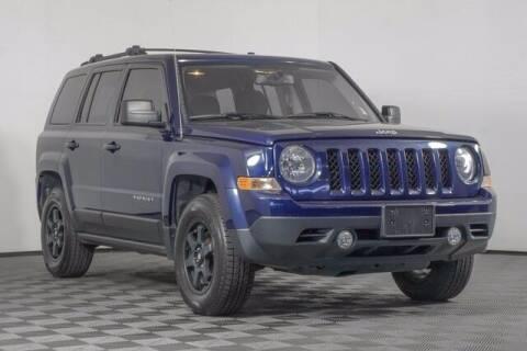 2014 Jeep Patriot for sale at Washington Auto Credit in Puyallup WA