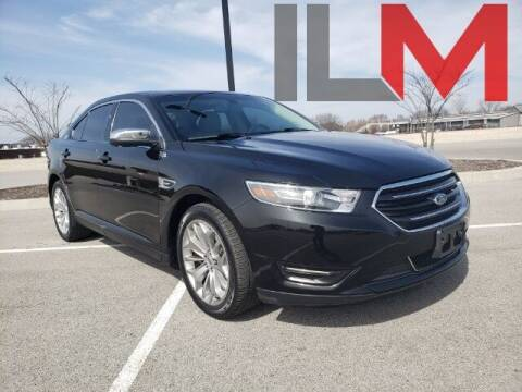 2015 Ford Taurus for sale at INDY LUXURY MOTORSPORTS in Fishers IN