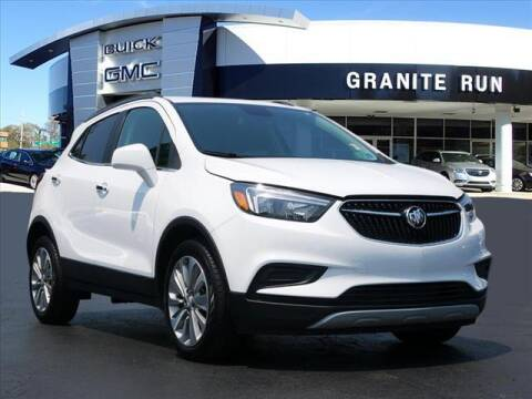 2020 Buick Encore for sale at GRANITE RUN PRE OWNED CAR AND TRUCK OUTLET in Media PA