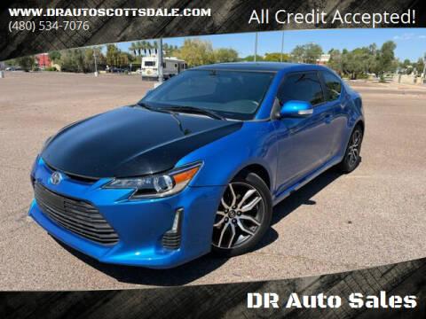 2014 Scion tC for sale at DR Auto Sales in Scottsdale AZ