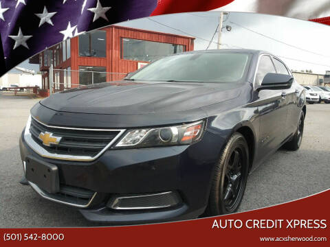 2017 Chevrolet Impala for sale at Auto Credit Xpress in North Little Rock AR