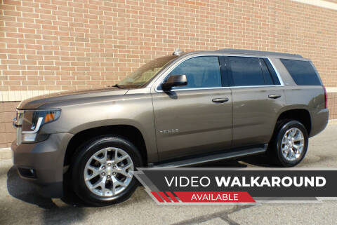 2016 Chevrolet Tahoe for sale at Macomb Automotive Group in New Haven MI