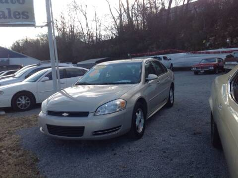 2011 Chevrolet Impala for sale at GIB'S AUTO SALES in Tahlequah OK
