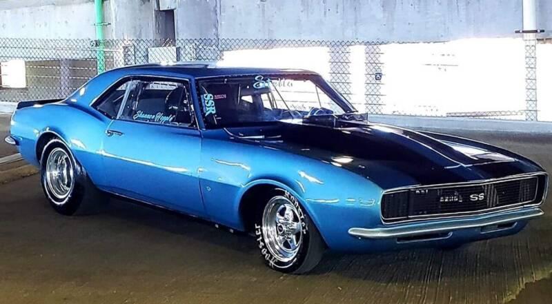 1967 Chevrolet Camaro for sale at Muscle Car Jr. in Alpharetta GA
