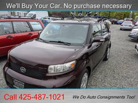2008 Scion xB for sale at Platinum Autos in Woodinville WA