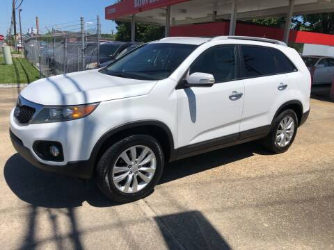 2011 Kia Sorento for sale at Baton Rouge Auto Sales in Baton Rouge LA