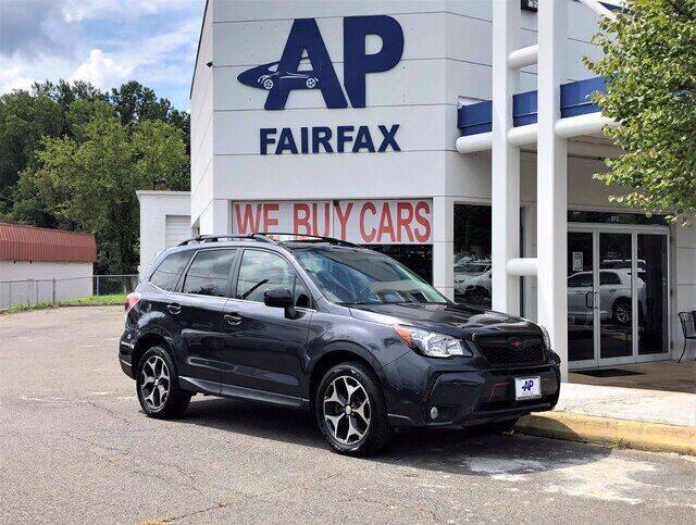 2016 Subaru Forester for sale at AP Fairfax in Fairfax VA