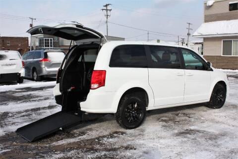 2020 Dodge Grand Caravan for sale at LJ Motors in Jackson MI