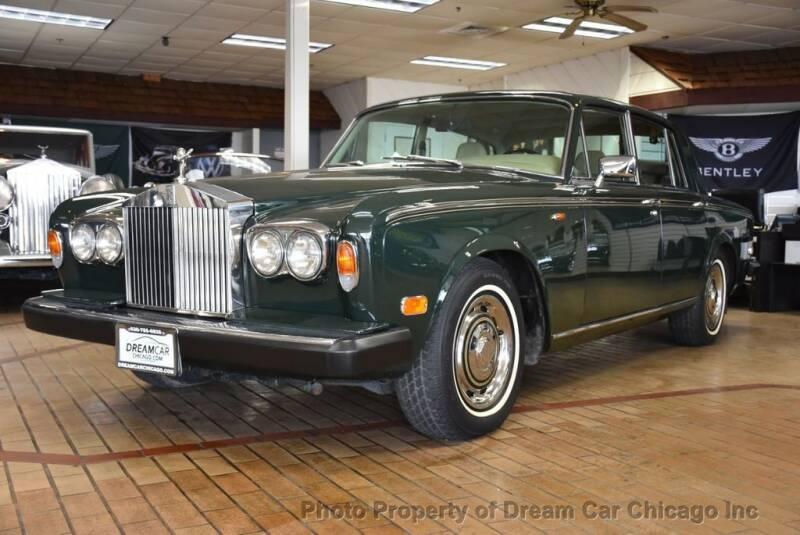 1978 Rolls-Royce Silver Shadow for sale in Villa Park, IL