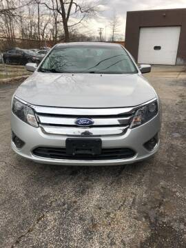 2010 Ford Fusion for sale at Northstar Autosales in Eastlake OH