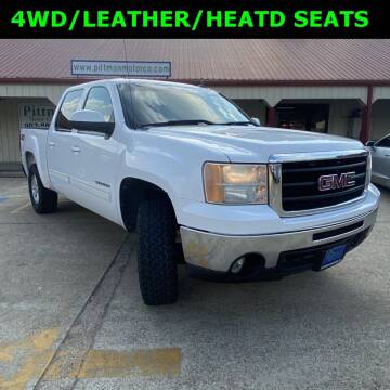 2010 GMC Sierra 1500 for sale at PITTMAN MOTOR CO in Lindale TX