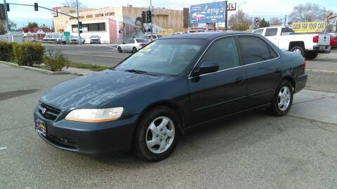 2000 Honda Accord for sale at Larry's Auto Sales Inc. in Fresno CA