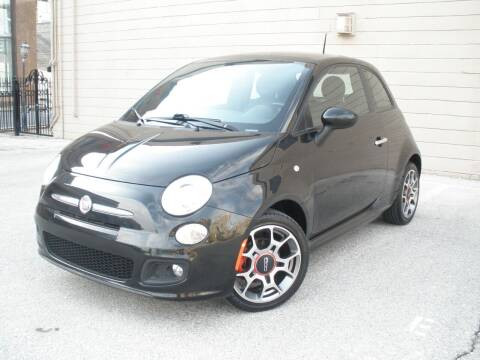 2012 FIAT 500 for sale at Autobahn Motors USA in Kansas City MO