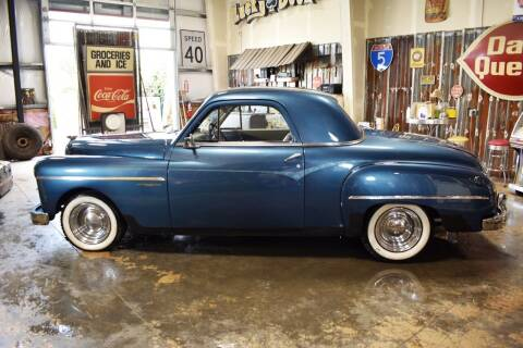 1949 Dodge Wayfarer for sale at Cool Classic Rides in Redmond OR