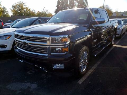2014 Chevrolet Silverado 1500 for sale at Auto Solutions in Maryville TN