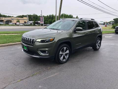 2019 Jeep Cherokee for sale at iCar Auto Sales in Howell NJ