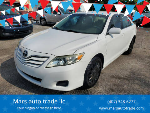 2011 Toyota Camry for sale at Mars auto trade llc in Kissimmee FL
