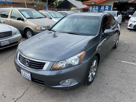 2009 Honda Accord for sale at Orion Motors in Los Angeles CA