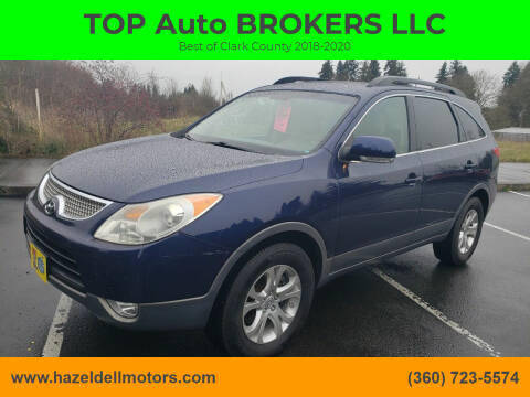 2011 Hyundai Veracruz for sale at TOP Auto BROKERS LLC in Vancouver WA