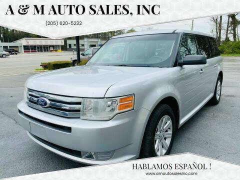 2011 Ford Flex for sale at A & M Auto Sales, Inc in Alabaster AL