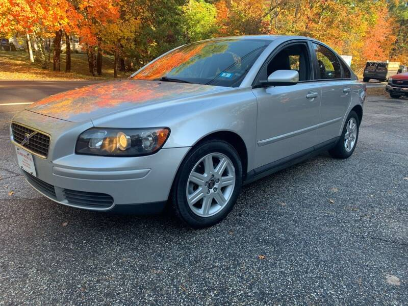 2006 Volvo S40 for sale at Old Rock Motors in Pelham NH