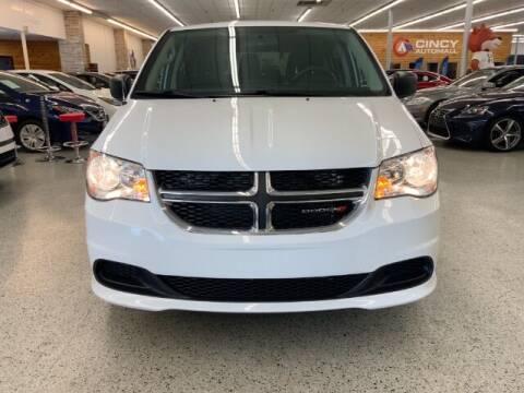 2018 Dodge Grand Caravan for sale at Dixie Motors in Fairfield OH