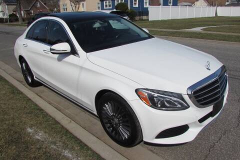 2016 Mercedes-Benz C-Class for sale at First Choice Automobile in Uniondale NY