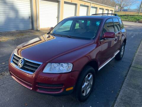 2005 Volkswagen Touareg for sale at CAR STOP INC in Duluth GA