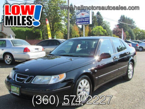 2002 Saab 9-5 for sale at Hall Motors LLC in Vancouver WA