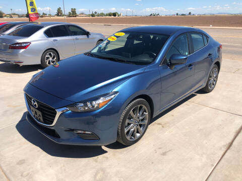 2018 Mazda MAZDA3 for sale at A AND A AUTO SALES in Gadsden AZ