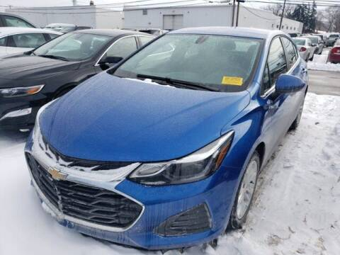 2019 Chevrolet Cruze for sale at Jimmys Car Deals in Livonia MI