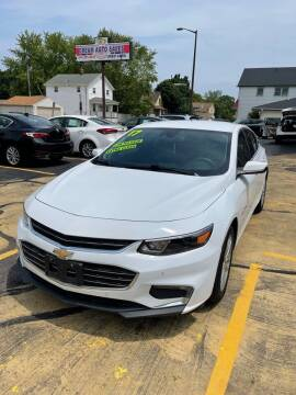2017 Chevrolet Malibu for sale at Dream Auto Sales in South Milwaukee WI