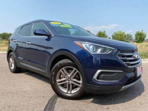 2018 Hyundai Santa Fe Sport for sale at UNITED Automotive in Denver CO