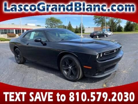 2016 Dodge Challenger for sale at LASCO FORD in Fenton MI