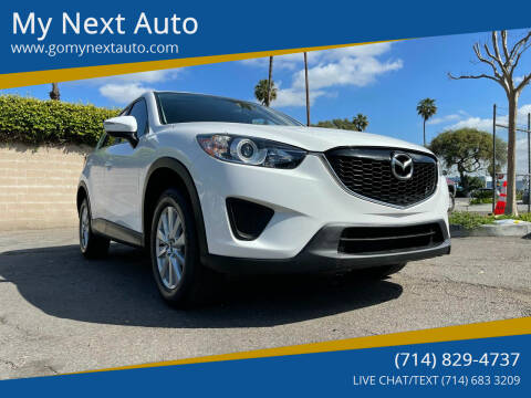 2015 Mazda CX-5 for sale at My Next Auto in Anaheim CA