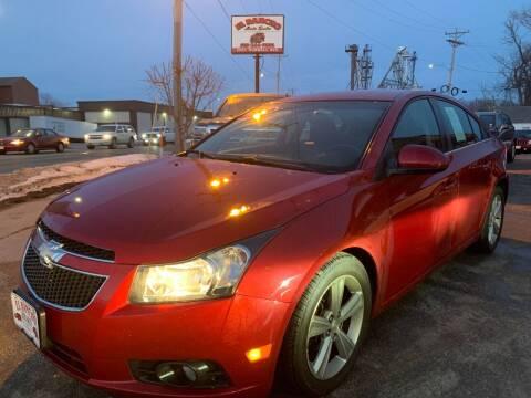 2012 Chevrolet Cruze for sale at El Rancho Auto Sales in Des Moines IA